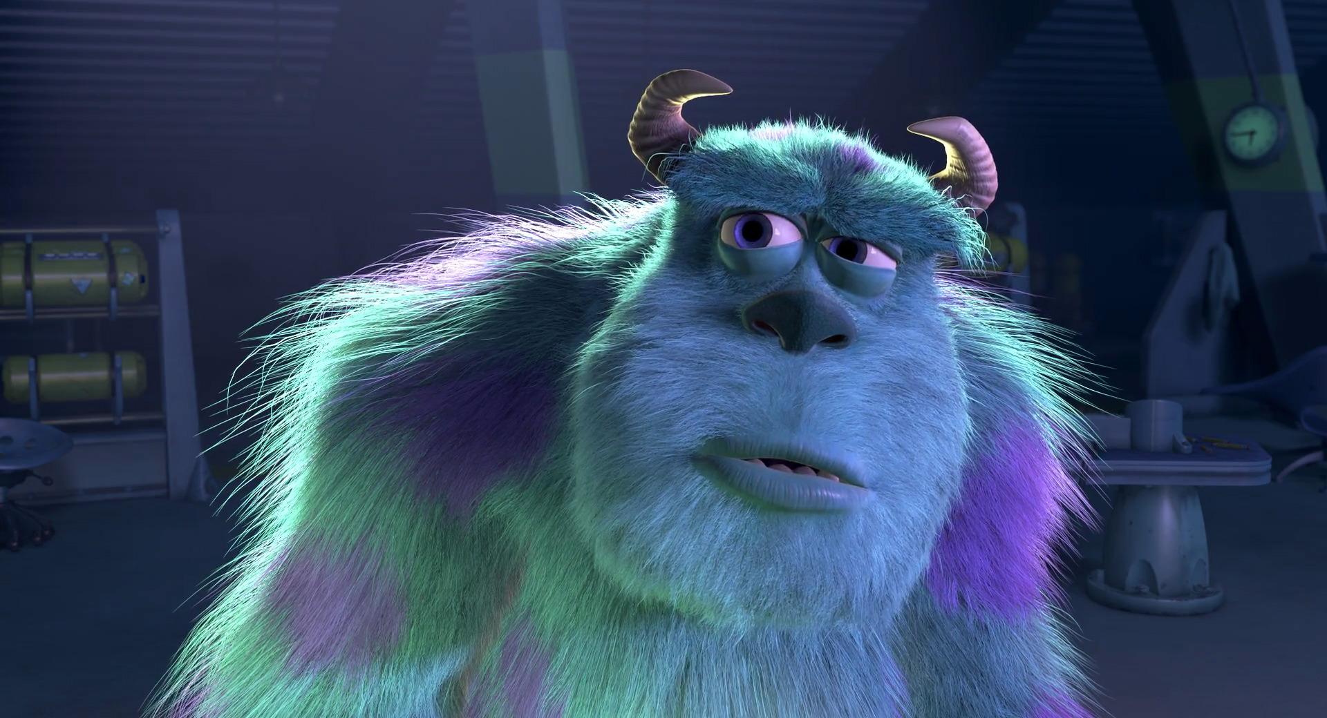 jacques p sulli sullivent personnage dans monstres cie pixar planet fr. Black Bedroom Furniture Sets. Home Design Ideas