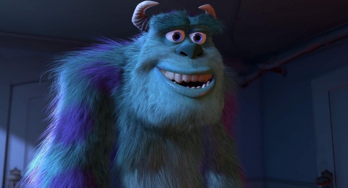 sulli sulley personnage character monstres monsters inc cie disney pixar