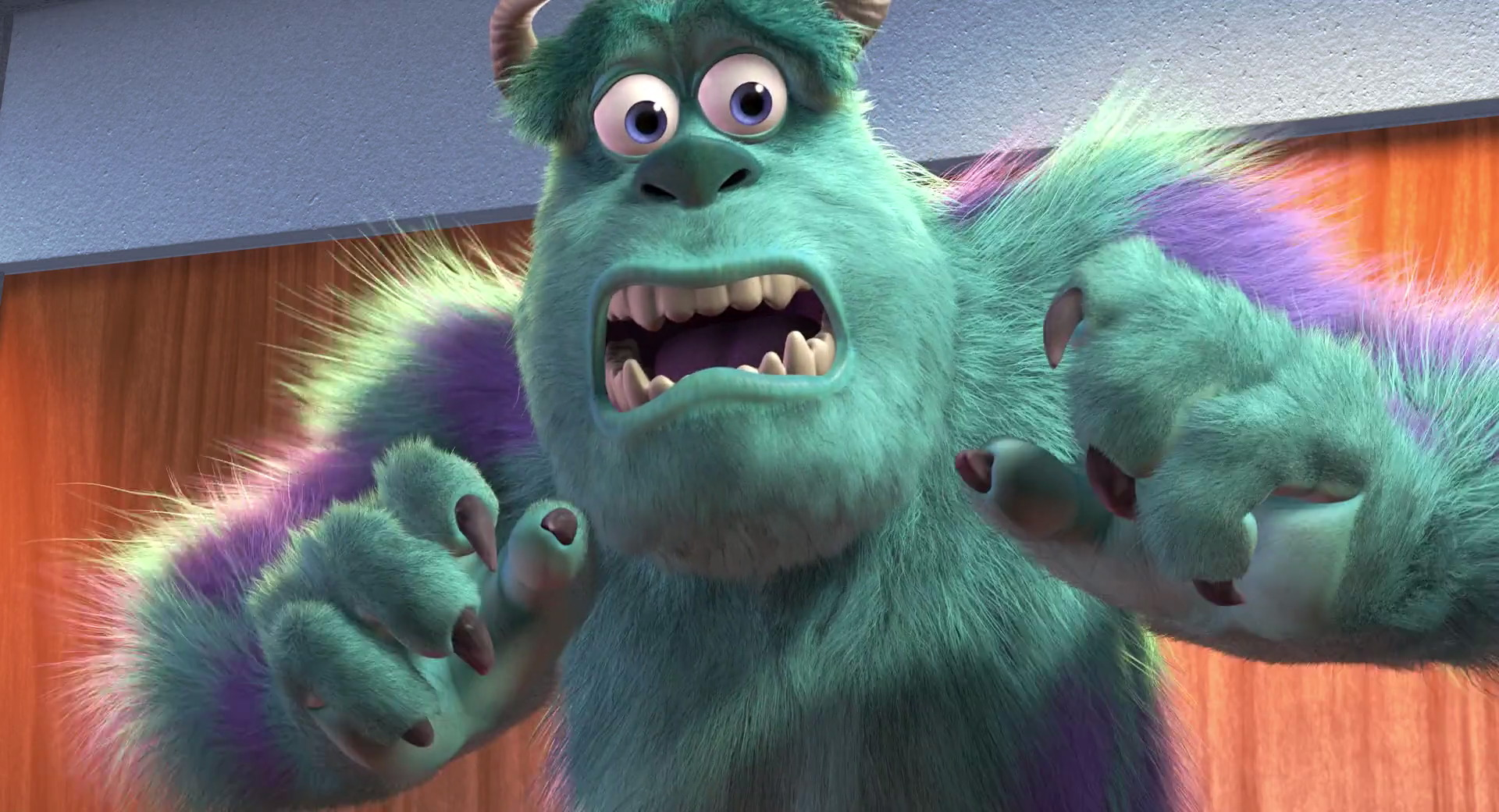 """James P. Sulley Sullivan, from """"Monsters, Inc."""" 