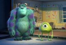 james sulli sulley sullivan Sullivent pixar disney personnage character monstres cie monsters inc