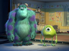 james sulli sulley sullivan Sullivent pixar disney personnage character monstres cie monsters inc