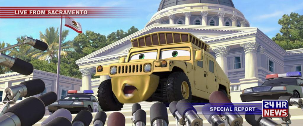 sven personnage character pixar disney cars