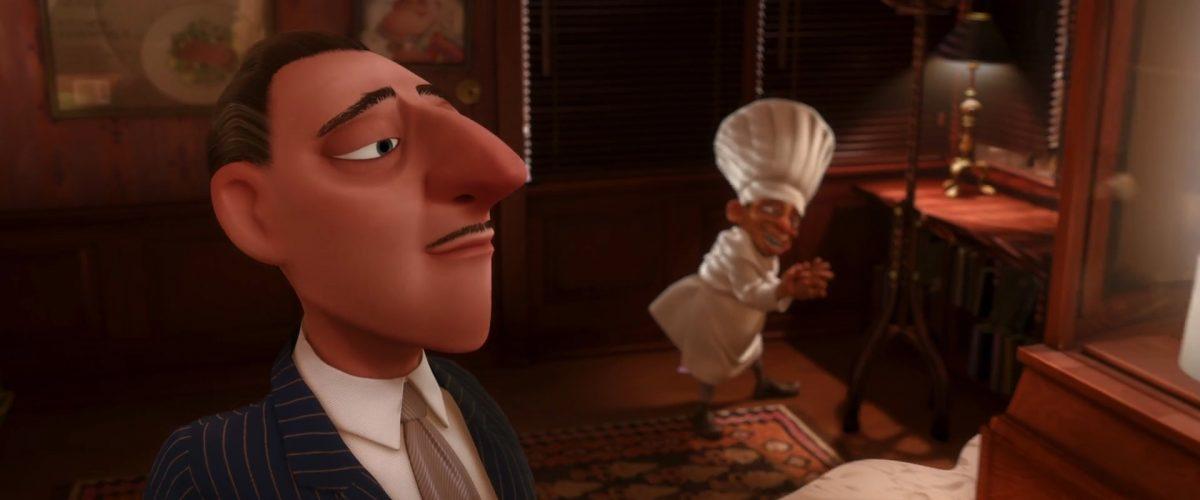 talon labarthe personnage character ratatouille disney pixar