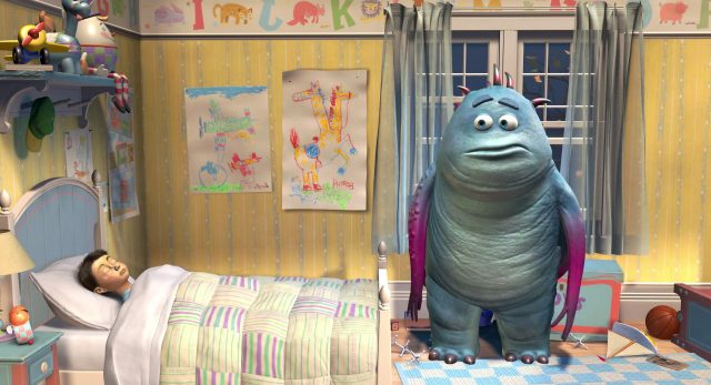 thaddeus bill personnage character monstres monsters inc cie disney pixar