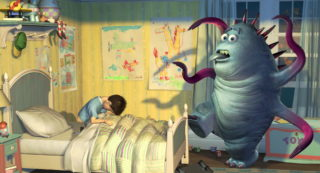 thaddeus bill bile pixar disney personnage character monstres cie monsters inc