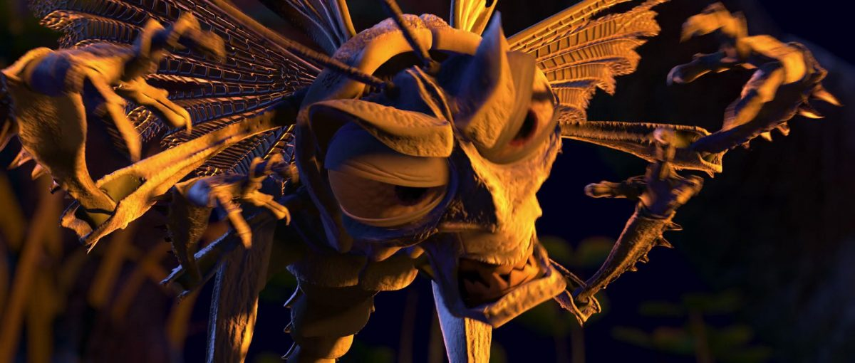 thumper personnage character 1001 pattes bug life disney pixar