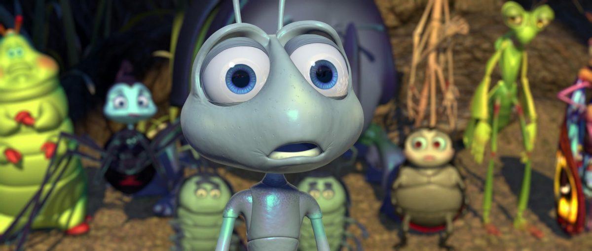tilt flik personnage character 1001 pattes bug life disney pixar