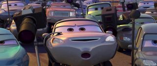 tim rimmer personnage character pixar disney cars