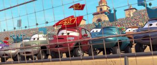 timothy twostroke personnage character pixar disney cars