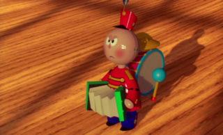 tinny personnage character pixar disney tin toy