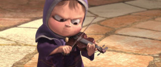 tippy personnage character pixar disney homme orchestre one man band