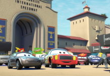todd personnage character pixar disney cars
