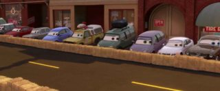 todd  personnage character pixar disney cars 2