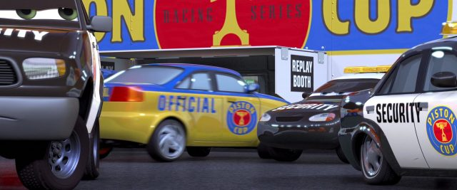 tom personnage character cars disney pixar
