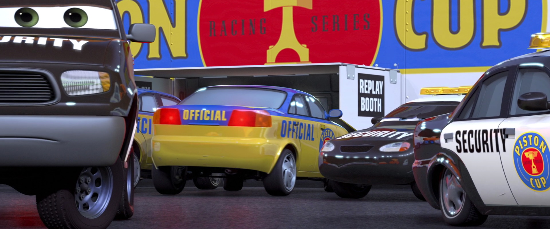 tom personnage character pixar disney cars