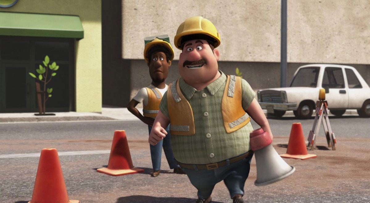 tom personnage character là-haut up disney pixar
