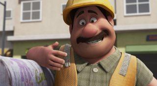 tom personnage character pixar disney là-haut up