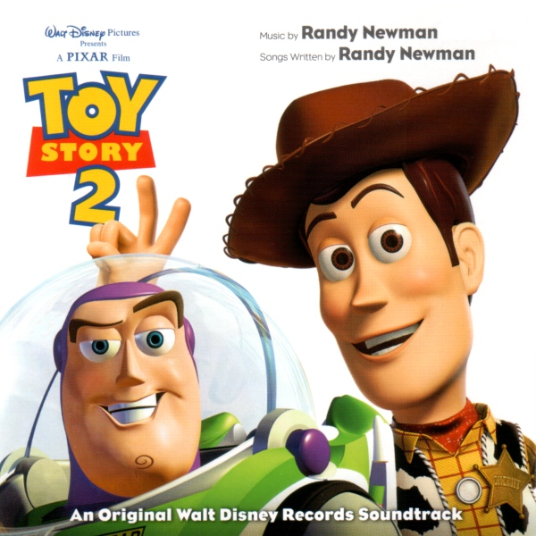Pixar disney bande originale soundtrack toy story 2