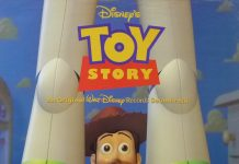 Pixar disney bande originale soundtrack toy story