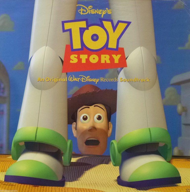 """La bande originale de """"Toy Story""""."""