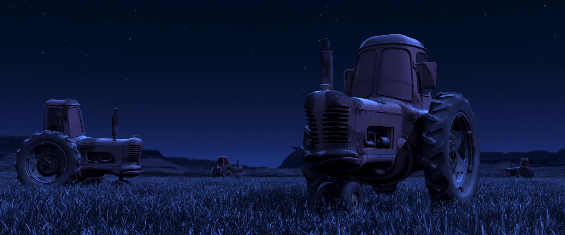 Tractors characters from cars pixar planet fr - Tracteur cars ...