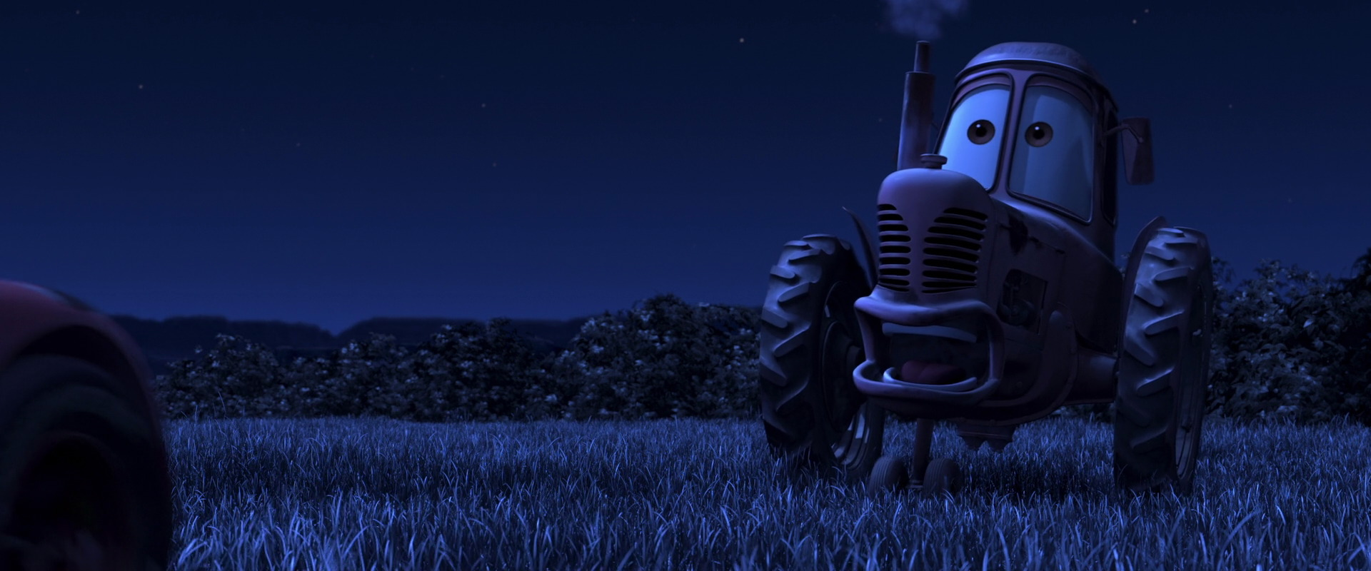 tracteur tractor personnage character pixar disney cars