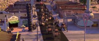tracteur tractor personnage character pixar disney cars