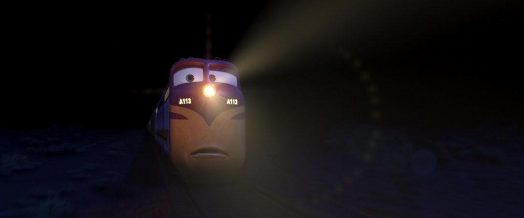 trev diesel personnage character pixar disney tokyo martin mater