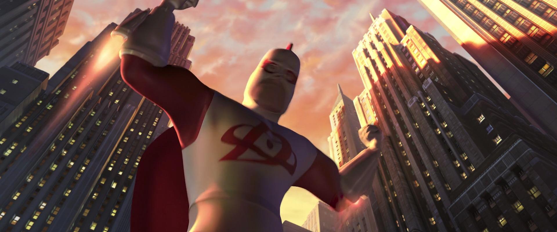 ultraman dynaman pixar disney personnage character indestructibles incredibles