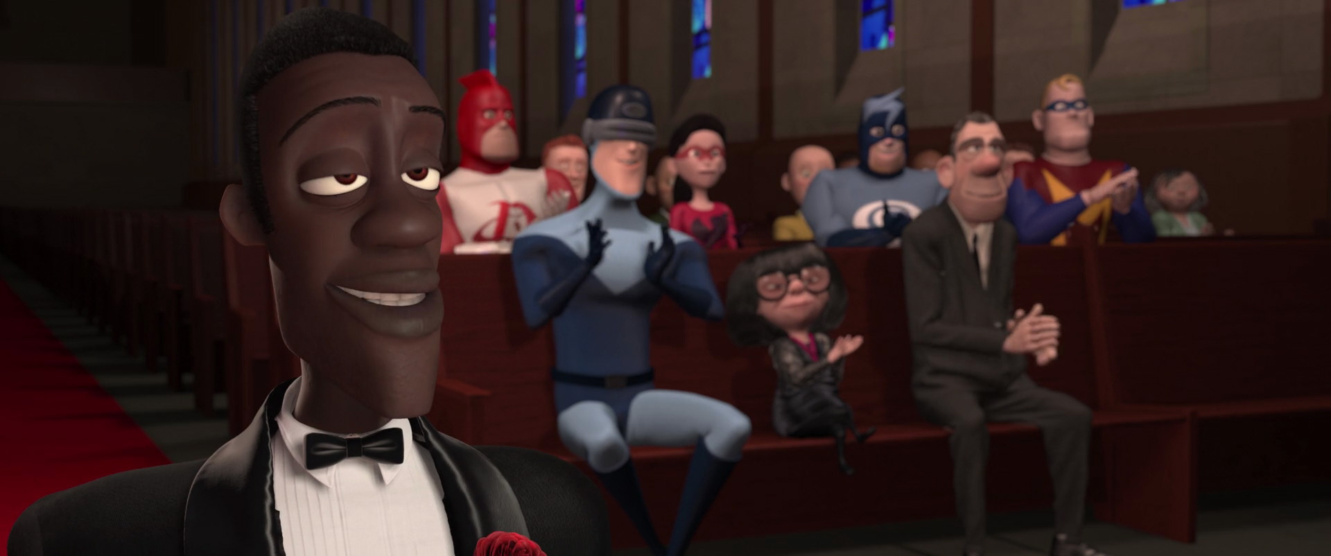 """List Of Car Brands >> Dynaguy, character from """"The Incredibles"""".   Pixar-Planet.Fr"""