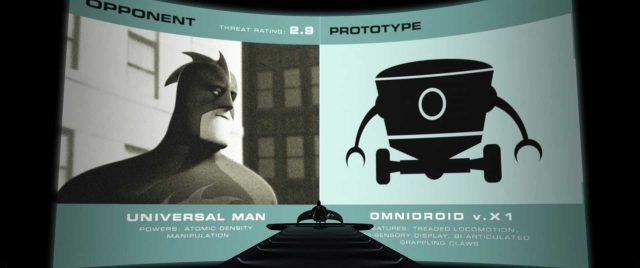 universalman personnage character indestructibles incredibles disney pixar
