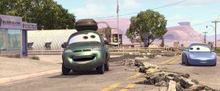 van personnage character pixar disney cars