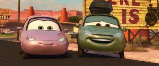 van   personnage character pixar disney cars 2
