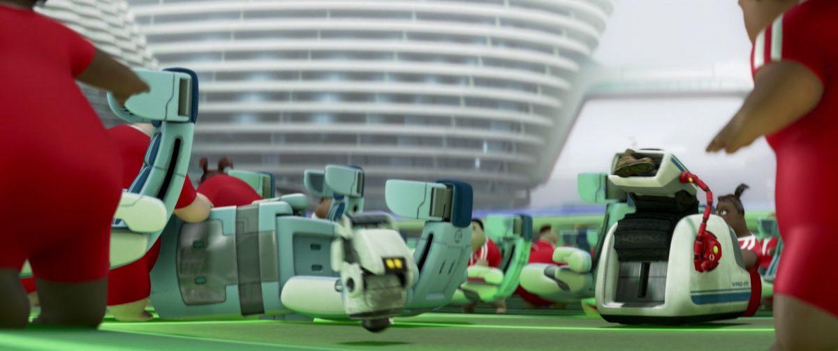 vaq-m personnage character wall-e disney pixar
