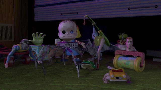 voiture balai walking car personnage character disney pixar toy story personnage character disney pixar toy story