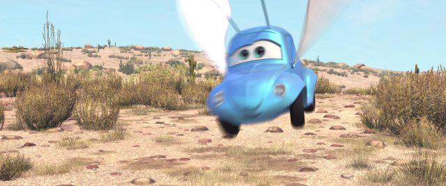 vroomaroundus bugus personnage character cars disney pixar