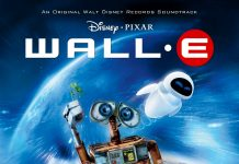 Pixar disney bande originale soundtrack wall-e