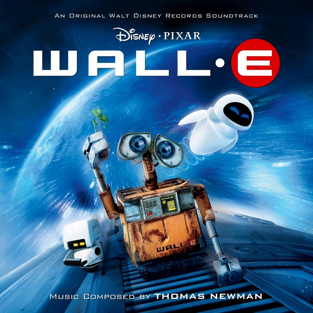 Pixar disney bande originale soundtrack  wall-e