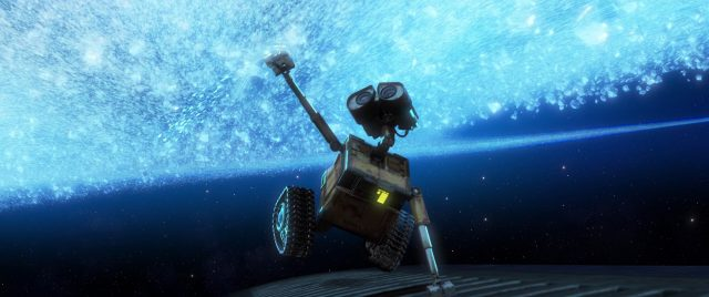 personnage character wall-e disney pixar