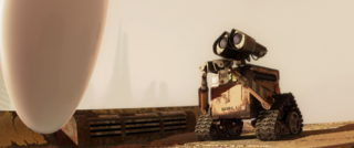 pixar disney personnage character wall-e
