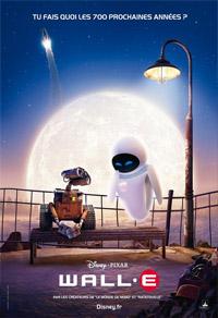 Pixar Disney Affiche de WALL-E