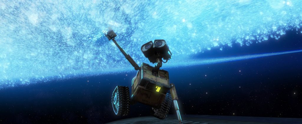 wall-e pixar disney