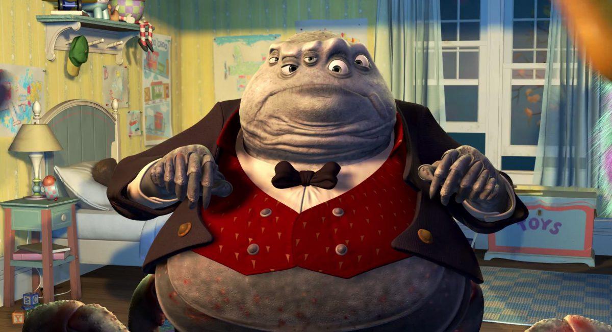 waternoose personnage character monstres monsters inc cie disney pixar