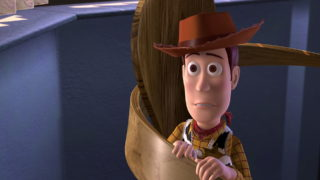 woody pixar disney personnage character toy story 2