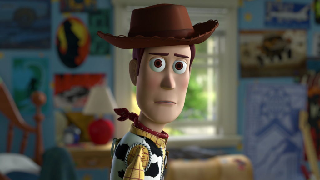 woody pixar disney personnage character toy story 3