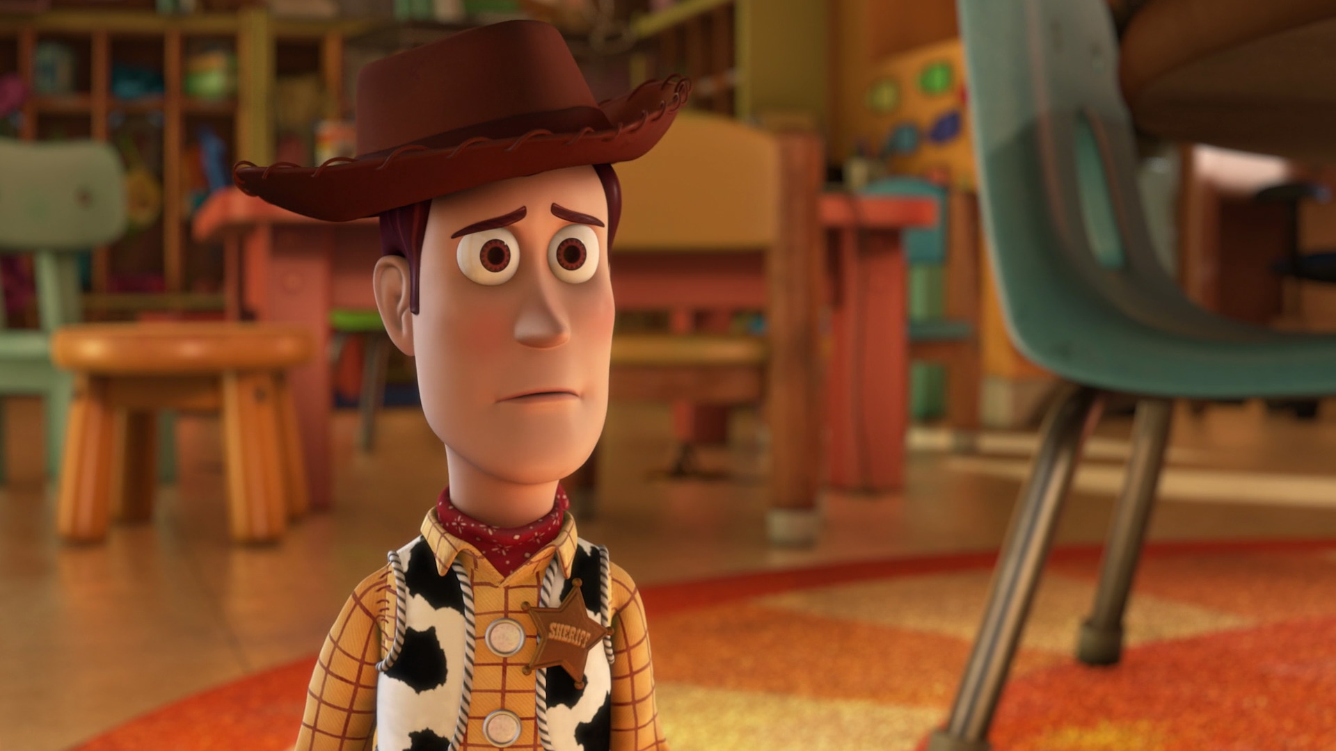 Woody Personnage Dans Toy Story Pixar Planetfr
