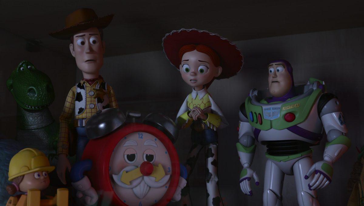 woody personnage character disney pixar