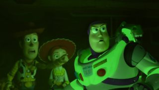 woody  personnage character pixar disney toy story angoisse motel terror