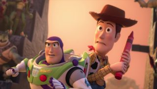 woody  personnage character pixar disney toy story hors temps time forgot