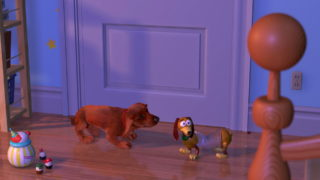 zig-zag pixar disney personnage character toy story 2